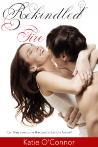 Cover of the book entitled Rekindled Fire written by Katie O'Connor